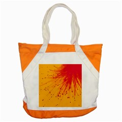 Big Bang Accent Tote Bag