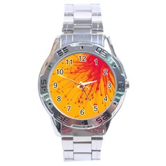 Big Bang Stainless Steel Analogue Watch