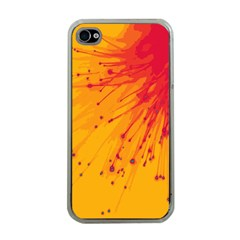 Big Bang Apple Iphone 4 Case (clear)