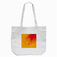 Big Bang Tote Bag (white)