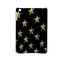 Colorful Gold Star Christmas Ipad Mini 2 Hardshell Cases
