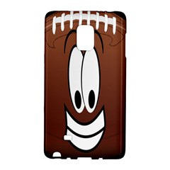 Happy Football Clipart Excellent Illustration Face Galaxy Note Edge