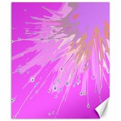Big bang Canvas 8  x 10