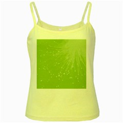 Big bang Yellow Spaghetti Tank