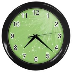 Big Bang Wall Clocks (black)