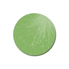 Big Bang Rubber Coaster (round)