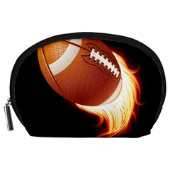Super Football American Sport Fire Accessory Pouches (large)