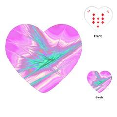 Big Bang Playing Cards (heart)