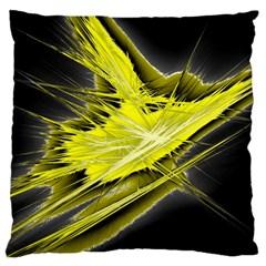 Big Bang Large Cushion Case (two Sides)