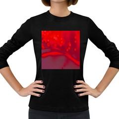 Lights Women s Long Sleeve Dark T Shirts