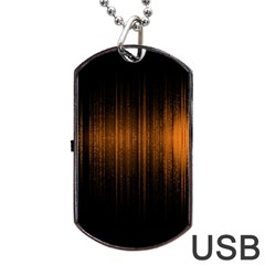 Light Dog Tag Usb Flash (two Sides)