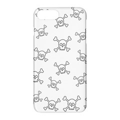 Skull Pattern Apple Iphone 7 Plus Hardshell Case