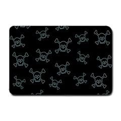 Skull Pattern Small Doormat