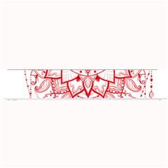 Mandala Pretty Design Pattern Small Bar Mats