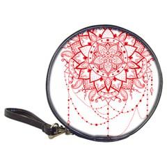 Mandala Pretty Design Pattern Classic 20-CD Wallets