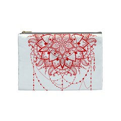 Mandala Pretty Design Pattern Cosmetic Bag (medium)