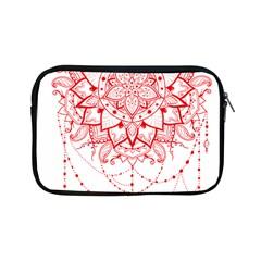 Mandala Pretty Design Pattern Apple Ipad Mini Zipper Cases
