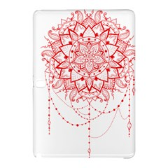 Mandala Pretty Design Pattern Samsung Galaxy Tab Pro 10 1 Hardshell Case