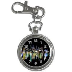 City Panorama Key Chain Watches