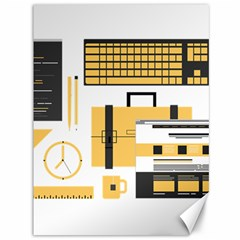 Web Design Mockup Web Developer Canvas 36  X 48