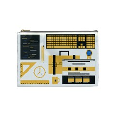 Web Design Mockup Web Developer Cosmetic Bag (medium)