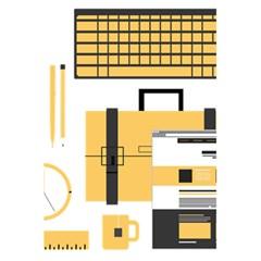 Web Design Mockup Web Developer 5 5  X 8 5  Notebooks