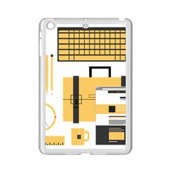 Web Design Mockup Web Developer iPad Mini 2 Enamel Coated Cases
