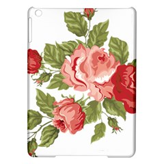 Flower Rose Pink Red Romantic Ipad Air Hardshell Cases