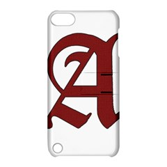 The Scarlet Letter Apple Ipod Touch 5 Hardshell Case With Stand