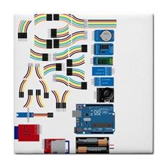 Arduino Arduino Uno Electronic Tile Coasters