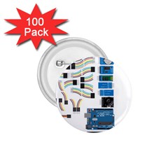 Arduino Arduino Uno Electronic 1 75  Buttons (100 Pack)