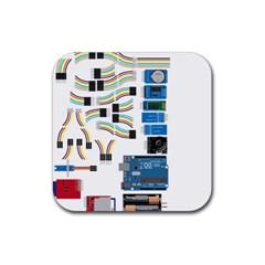 Arduino Arduino Uno Electronic Rubber Coaster (square)