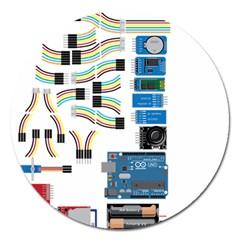 Arduino Arduino Uno Electronic Magnet 5  (round)