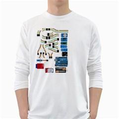 Arduino Arduino Uno Electronic White Long Sleeve T-Shirts