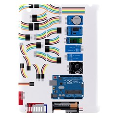 Arduino Arduino Uno Electronic Apple iPad 3/4 Hardshell Case (Compatible with Smart Cover)
