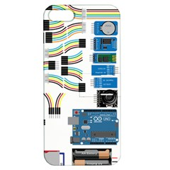 Arduino Arduino Uno Electronic Apple iPhone 5 Hardshell Case with Stand