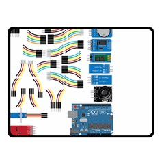 Arduino Arduino Uno Electronic Double Sided Fleece Blanket (small)