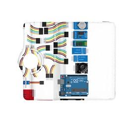 Arduino Arduino Uno Electronic Kindle Fire Hdx 8 9  Flip 360 Case