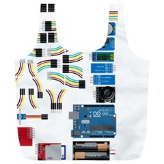 Arduino Arduino Uno Electronic Full Print Recycle Bags (l)