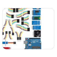 Arduino Arduino Uno Electronic Double Sided Flano Blanket (Large)