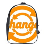 Think Switch Arrows Rethinking School Bags(Large)  Front