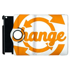 Think Switch Arrows Rethinking Apple Ipad 3/4 Flip 360 Case