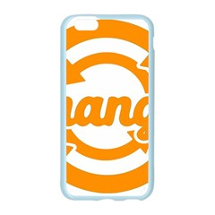 Think Switch Arrows Rethinking Apple Seamless iPhone 6/6S Case (Color)