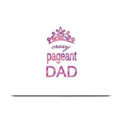 Crazy Pageant Dad Plate Mats