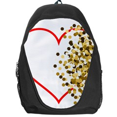 Heart Transparent Background Love Backpack Bag