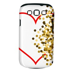 Heart Transparent Background Love Samsung Galaxy S Iii Classic Hardshell Case (pc+silicone)