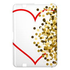 Heart Transparent Background Love Kindle Fire Hd 8 9