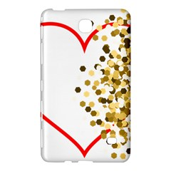 Heart Transparent Background Love Samsung Galaxy Tab 4 (8 ) Hardshell Case