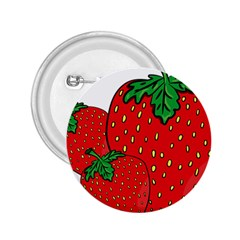 Strawberry Holidays Fragaria Vesca 2 25  Buttons