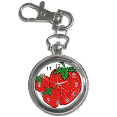 Strawberry Holidays Fragaria Vesca Key Chain Watches
